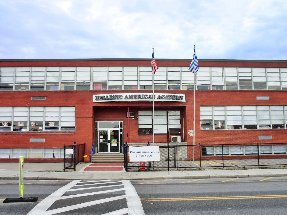 Hellenic American Academy