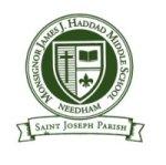 Monsignor James J. Haddad Middle School