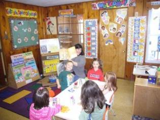 Ann Crane's Kindergarten