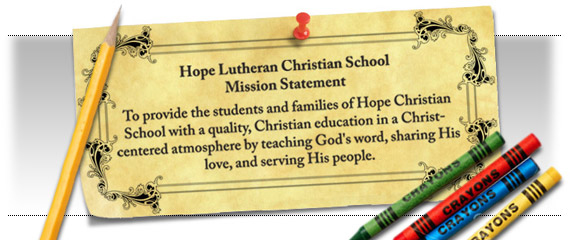Hope Lutheran Church And School